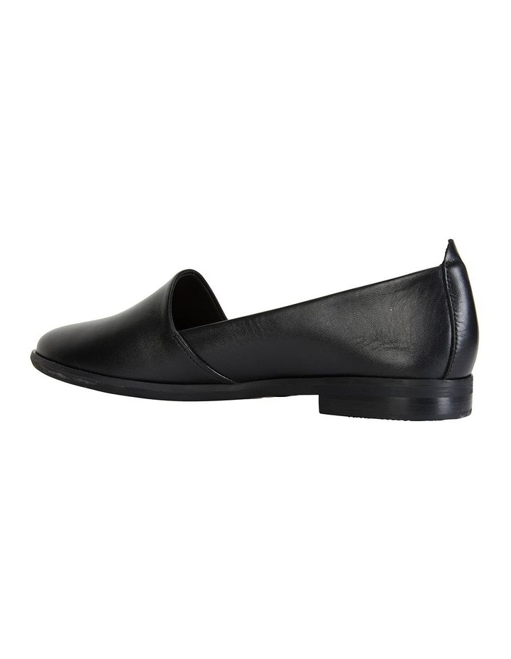 Kelly Black Glove Flat Shoes image 3