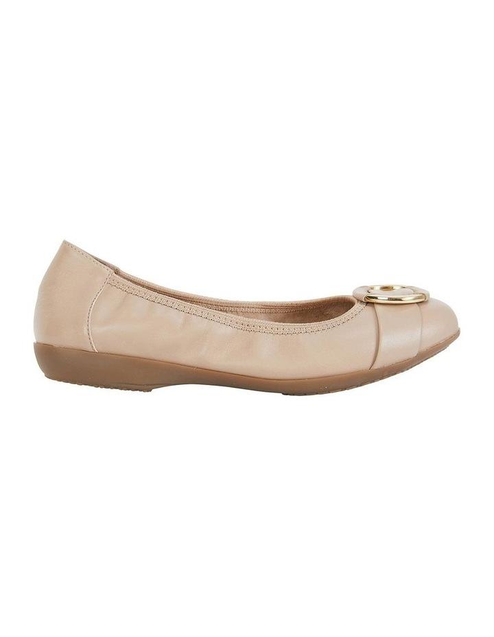 Nadine Nude Glove Flat Shoes image 1