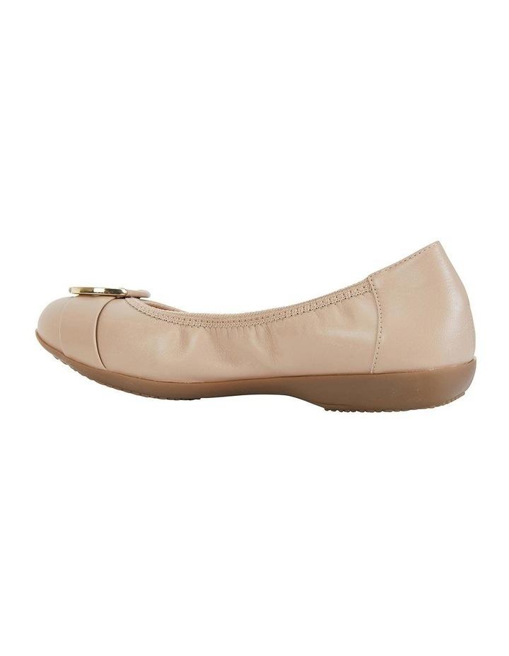 Nadine Nude Glove Flat Shoes image 5