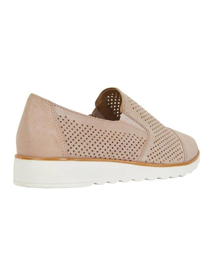 Davis Nude Combo Flat Shoes image 4