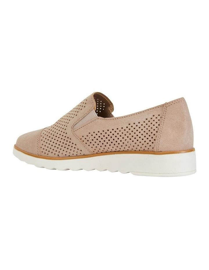 Davis Nude Combo Flat Shoes image 7