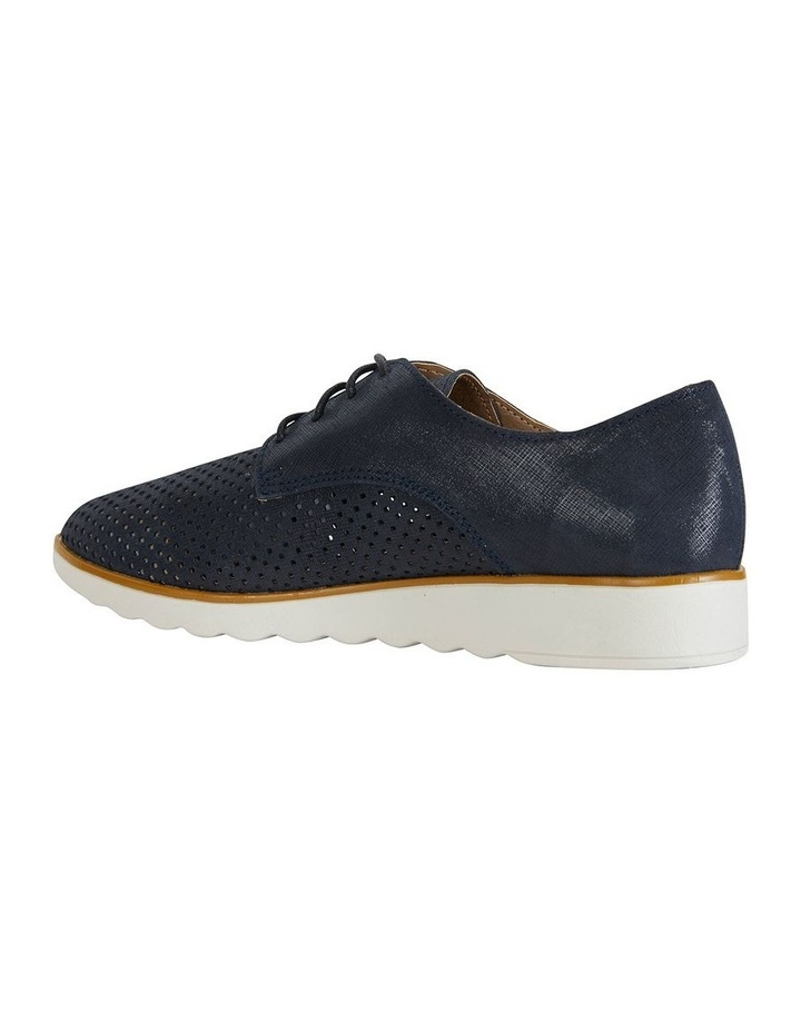 Deed Navy Combo Flat Shoes image 2
