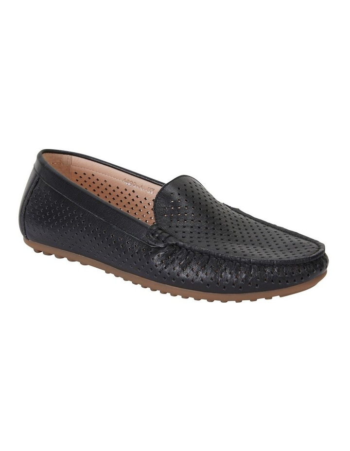 Gabriel Black Glove Flat Shoes image 2