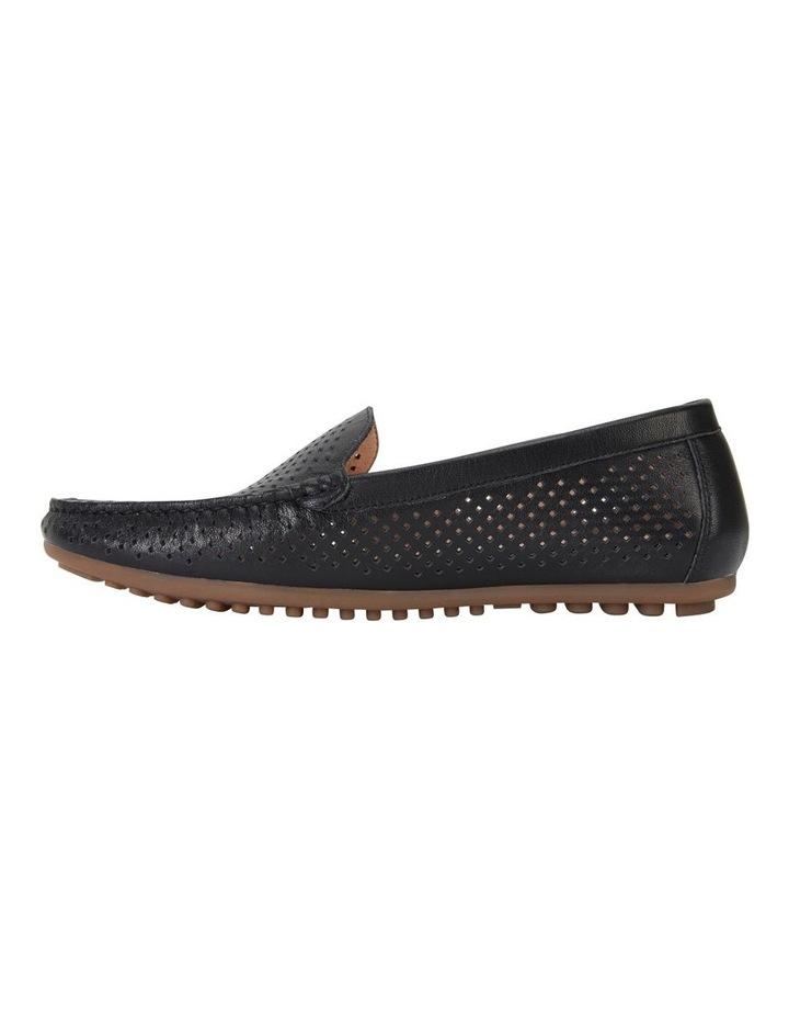 Gabriel Black Glove Flat Shoes image 3