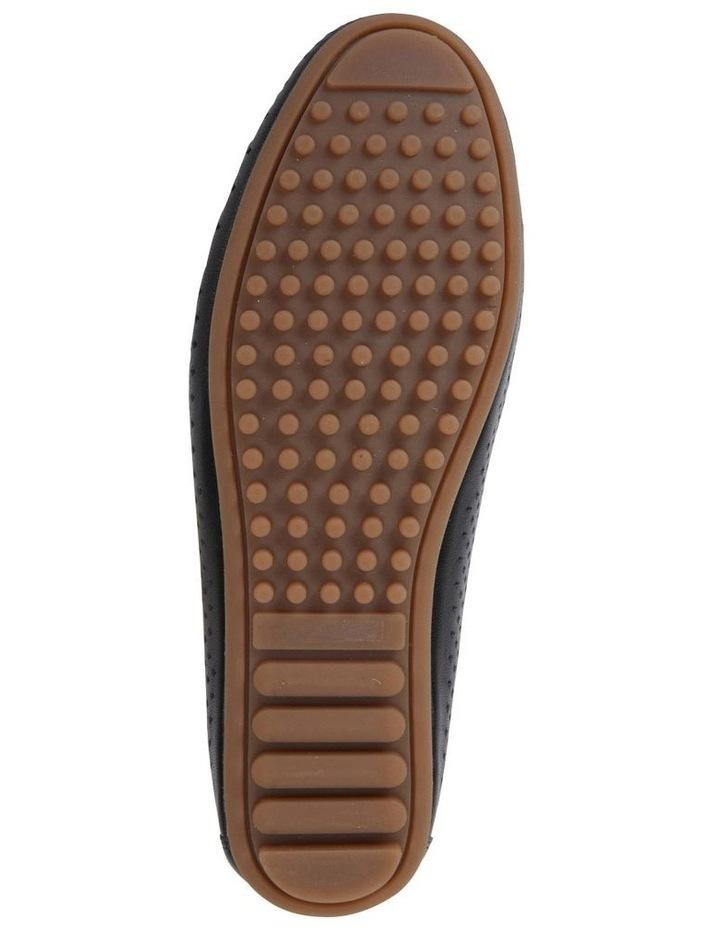 Gabriel Black Glove Flat Shoes image 6