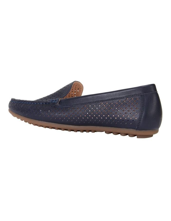 Gabriel Navy Glove Flat Shoes image 4