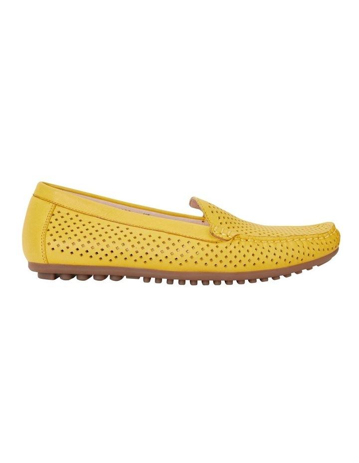 Gabriel Yellow Glove Flat Shoes image 1