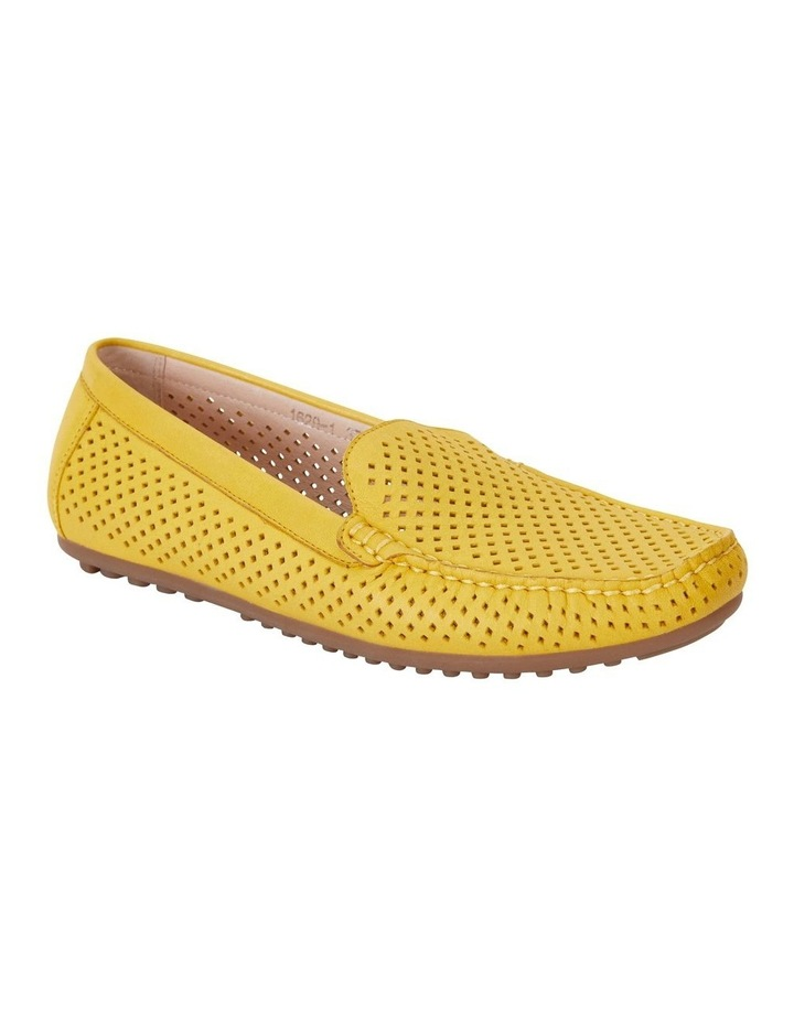 Gabriel Yellow Glove Flat Shoes image 2