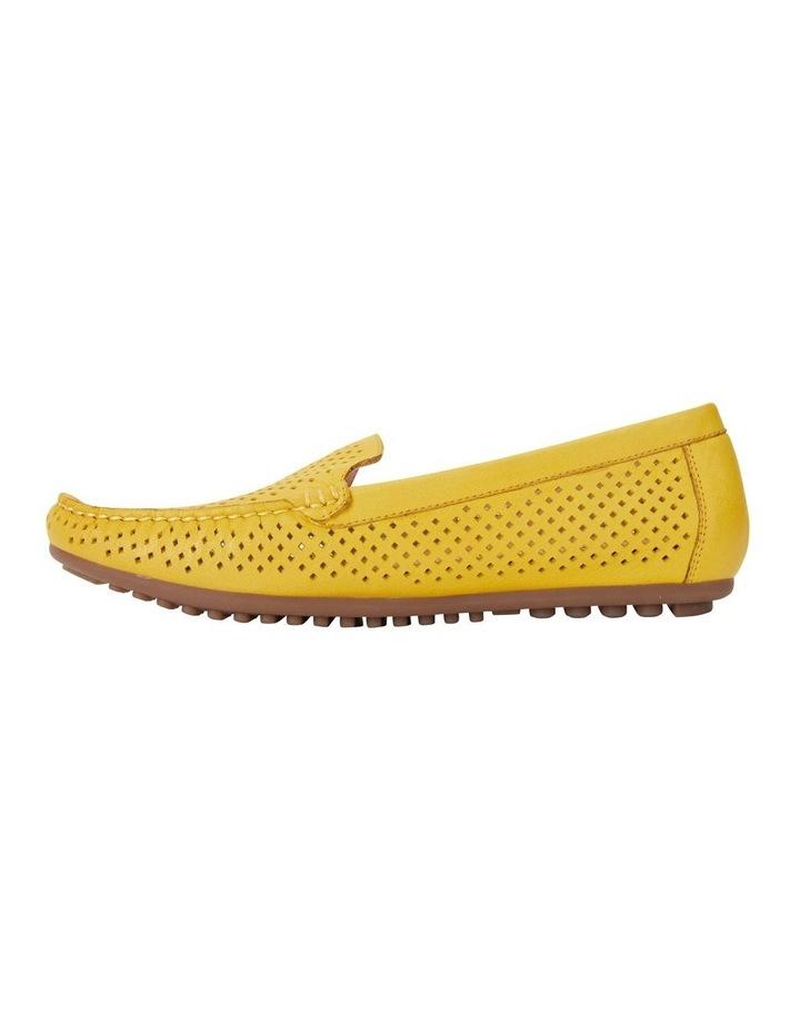 Gabriel Yellow Glove Flat Shoes image 3