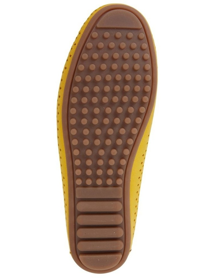 Gabriel Yellow Glove Flat Shoes image 6