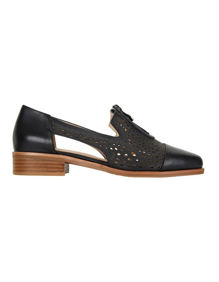 Hanover Black Glove Flat Shoes image 1
