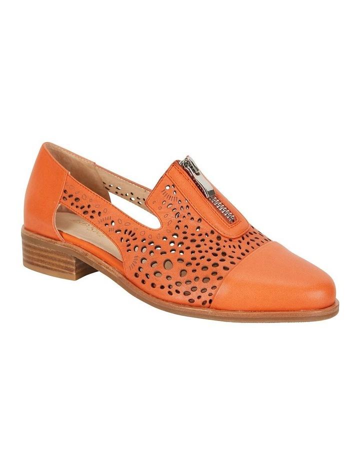 Hanover Orange Glove Flat Shoes image 2
