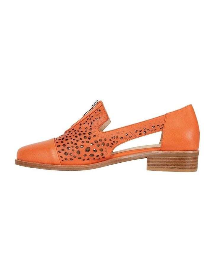 Hanover Orange Glove Flat Shoes image 3
