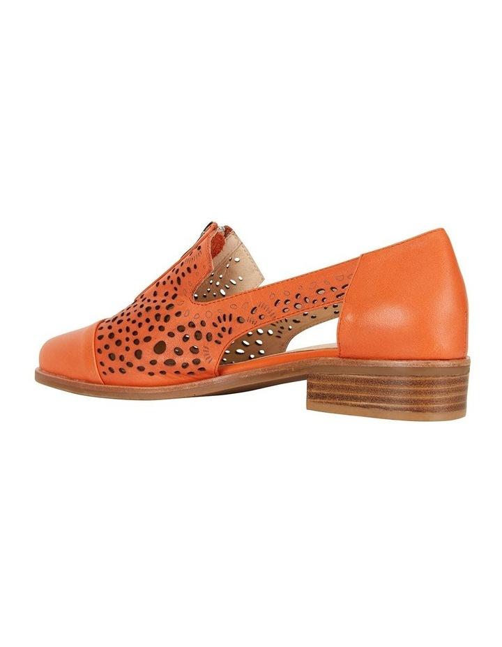 Hanover Orange Glove Flat Shoes image 4
