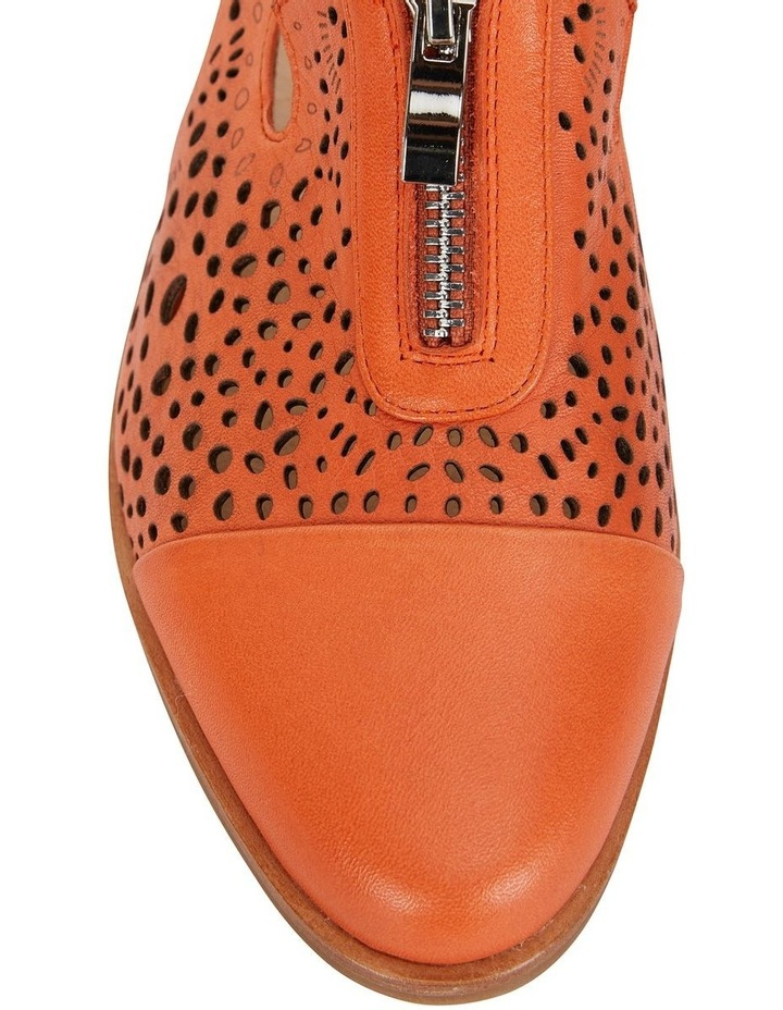 Hanover Orange Glove Flat Shoes image 5