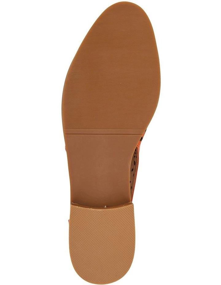 Hanover Orange Glove Flat Shoes image 6
