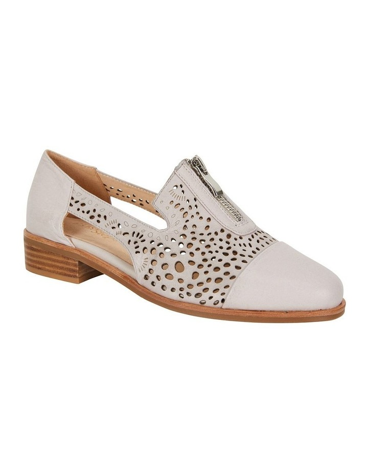 Hanover Pale Pink Glove Flat Shoes image 2
