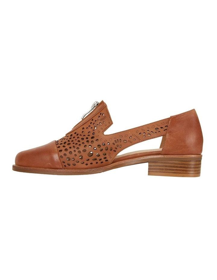 Hanover Tan Glove Flat Shoes image 3