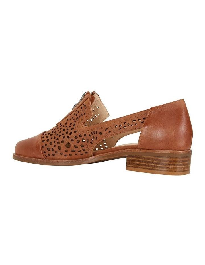 Hanover Tan Glove Flat Shoes image 4