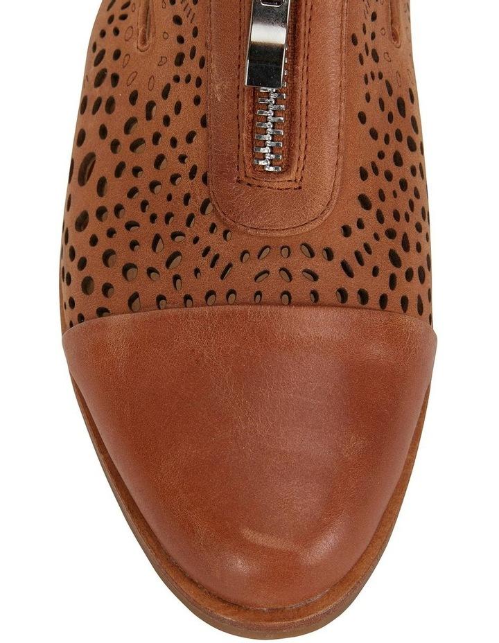 Hanover Tan Glove Flat Shoes image 5