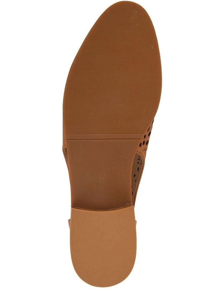 Hanover Tan Glove Flat Shoes image 6