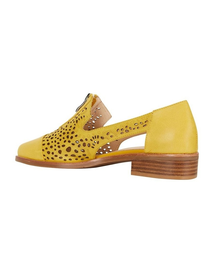 Hanover Yellow Glove Flat Shoes image 4