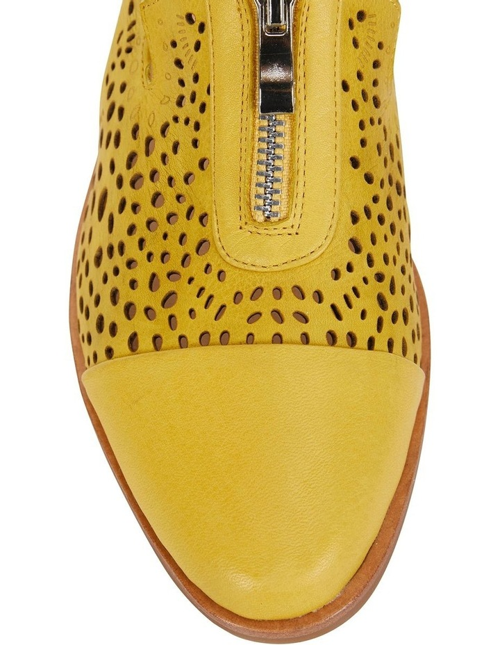 Hanover Yellow Glove Flat Shoes image 5