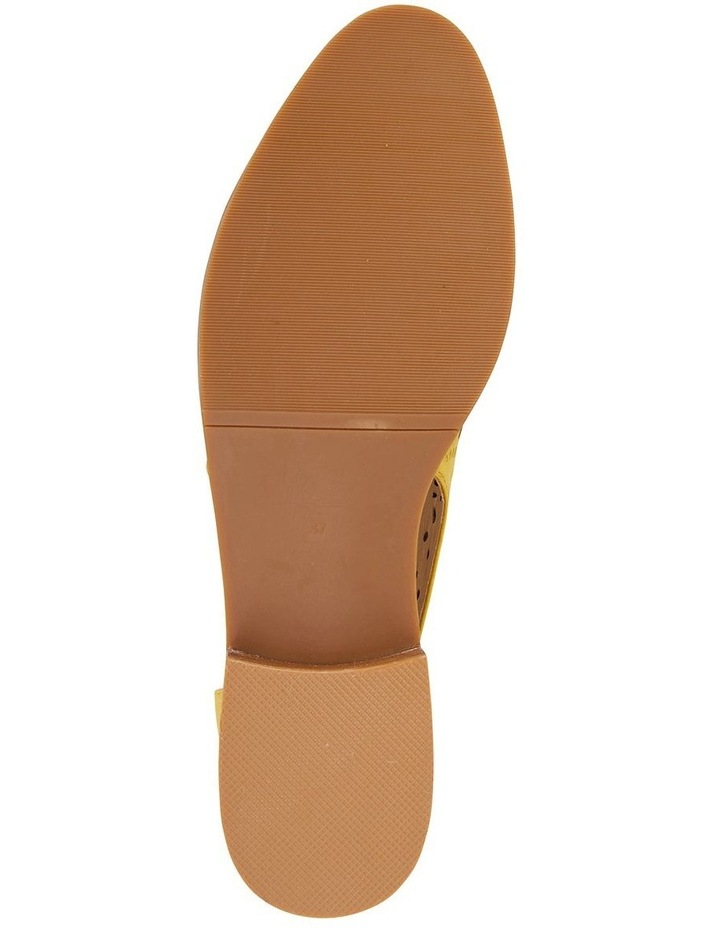 Hanover Yellow Glove Flat Shoes image 6