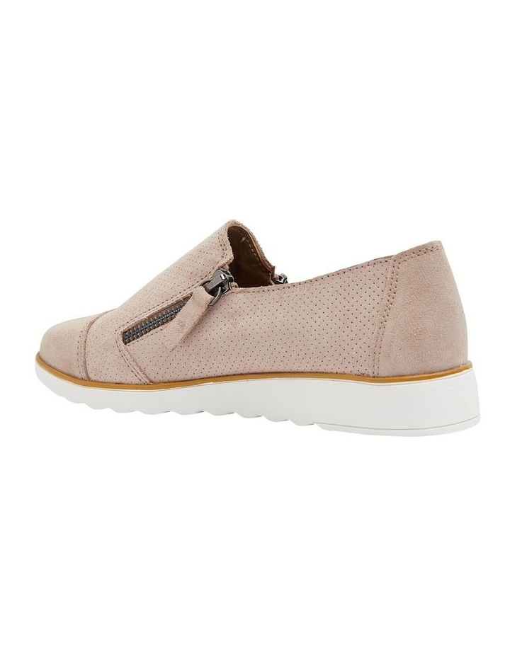 Dean Nude Combo Flat Shoes image 4