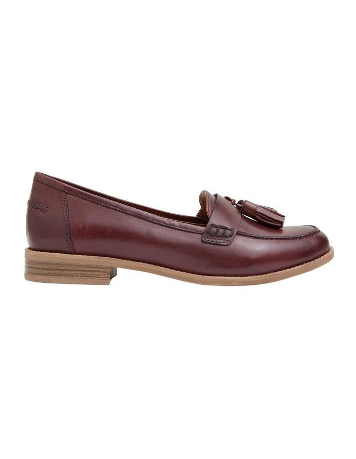 Gazebo Burgundy Glove Flat Shoes image 1