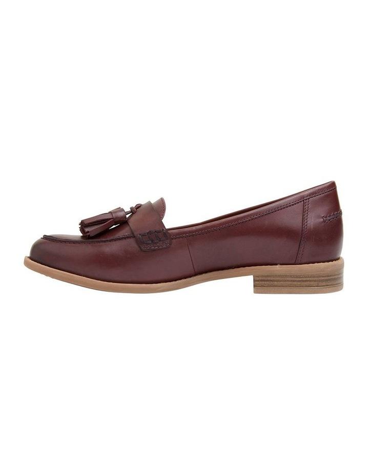Gazebo Burgundy Glove Flat Shoes image 3