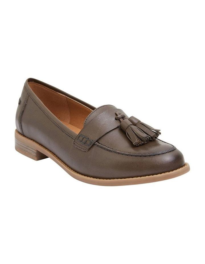 Gazebo Khaki Glove Flat Shoes image 2