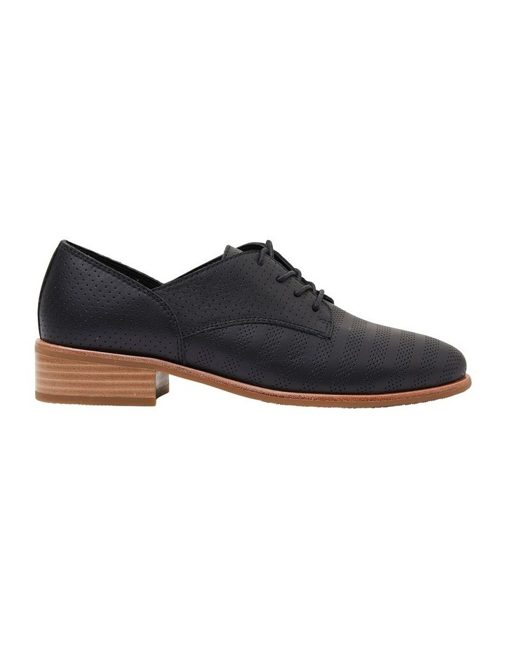 Nandy Black Glove Flat Shoes image 1