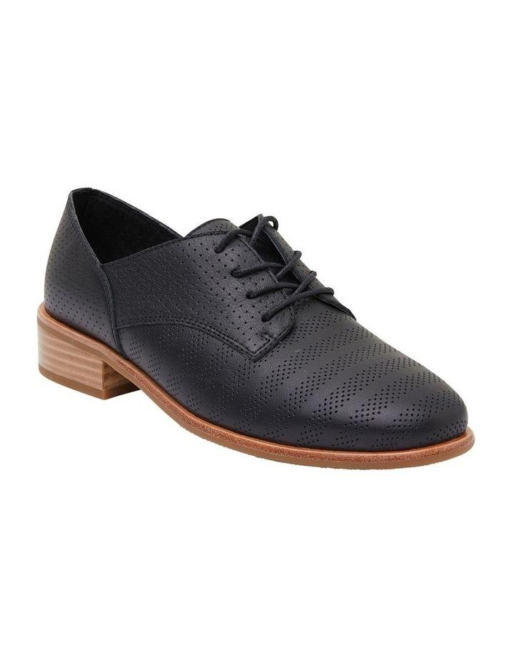 Nandy Black Glove Flat Shoes image 2