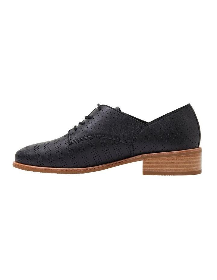 Nandy Black Glove Flat Shoes image 3