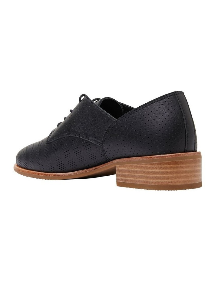 Nandy Black Glove Flat Shoes image 4