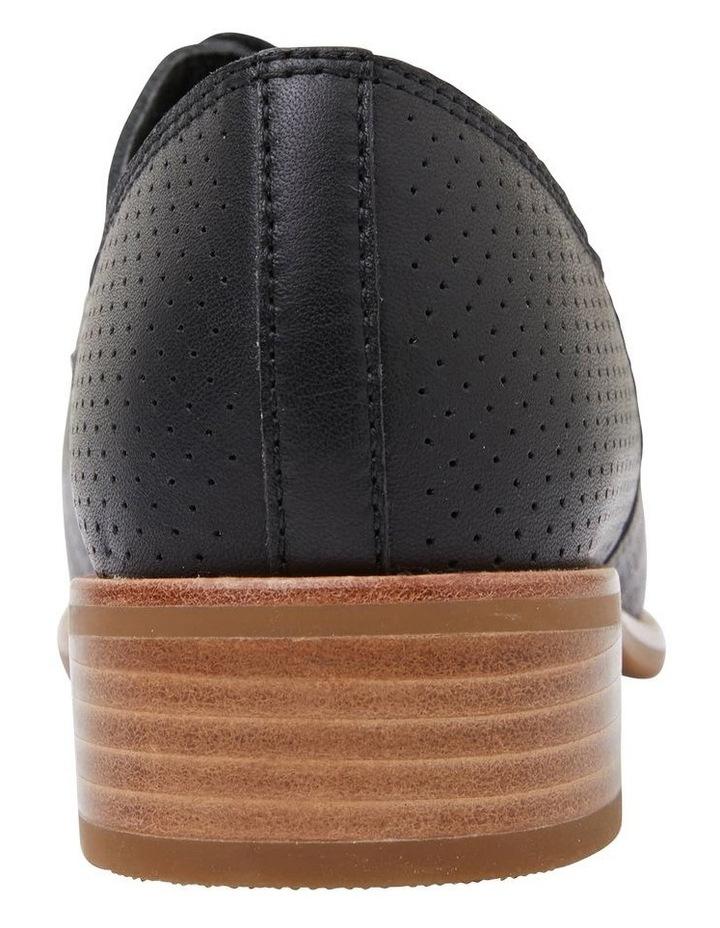 Nandy Black Glove Flat Shoes image 6