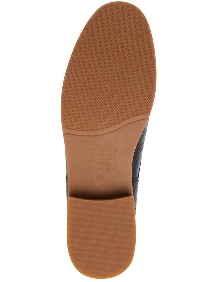 Nandy Black Glove Flat Shoes image 7