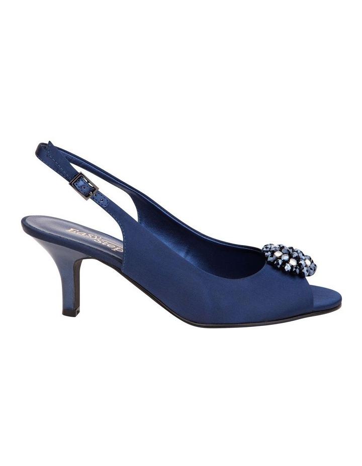 Anissa Navy Sandal image 1