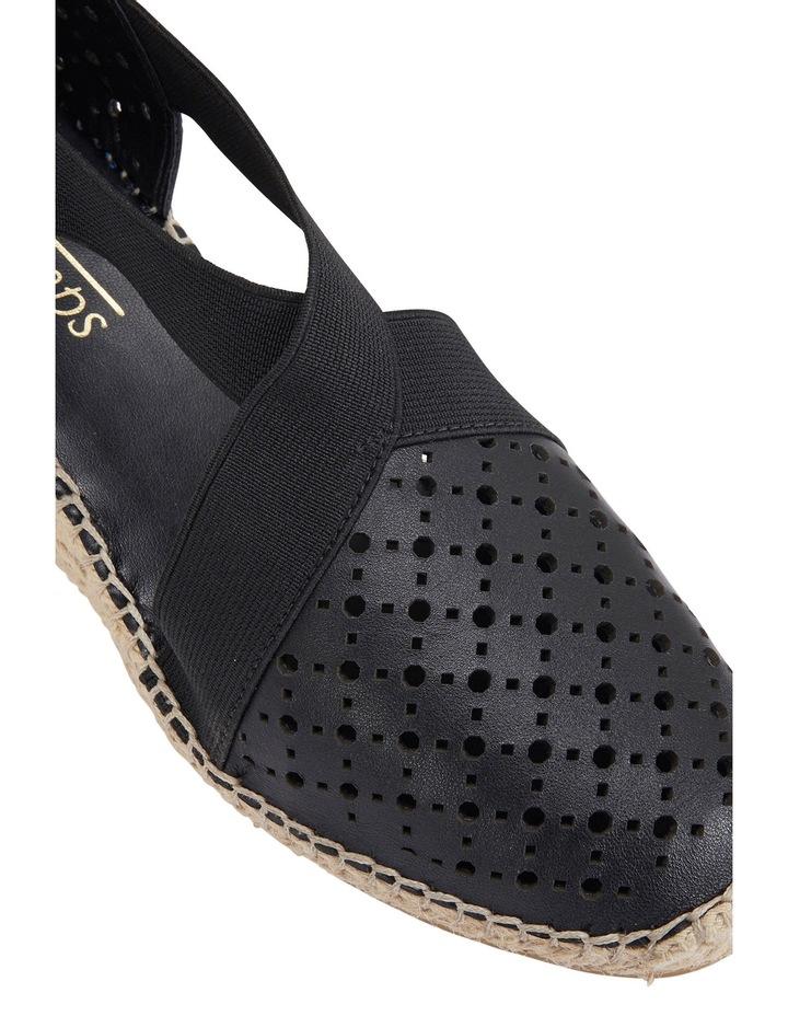 Emma Black Glove Sandal image 4