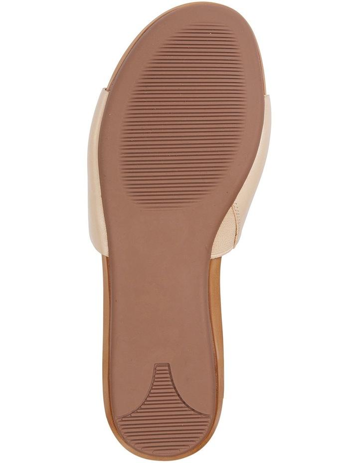 Aztec Nude Glove Sandal image 4