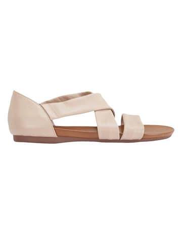 bb87417921c5 Easy Steps Abel Nude Glove Sandal