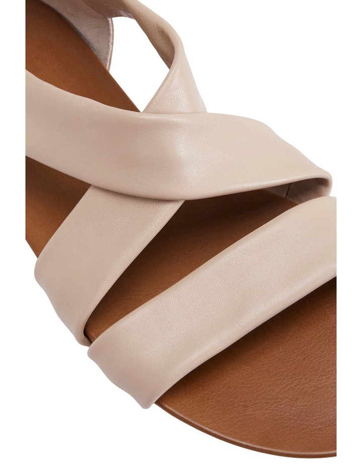 Abel Nude Glove Sandal image 4