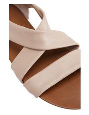 Easy Steps - Abel Nude Glove Sandal