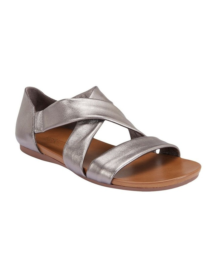 Abel Pewter Metallic Sandal image 3