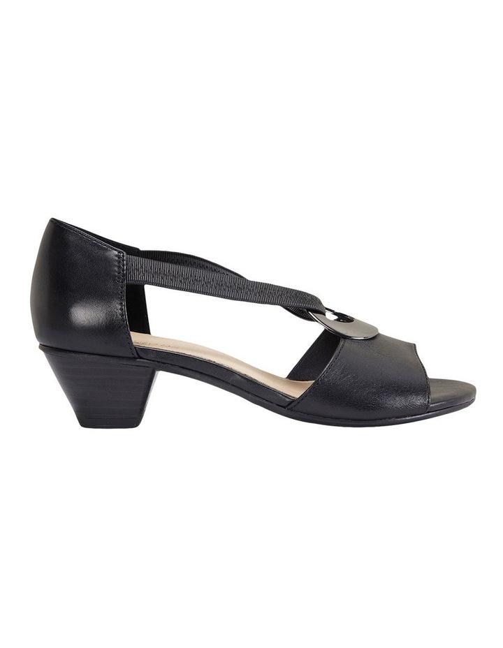 Praise Black Glove Sandal image 1