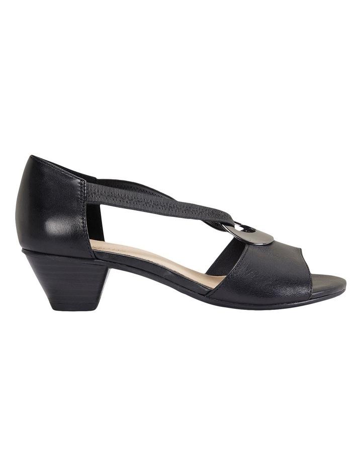 Praise Black Glove Sandal image 2