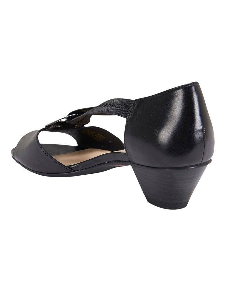 Praise Black Glove Sandal image 6