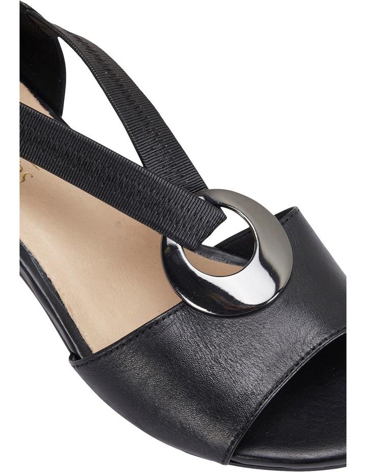 Praise Black Glove Sandal image 8
