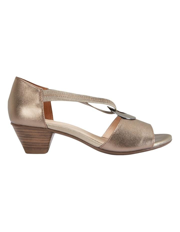 Praise Pewter Metallic Sandal image 1